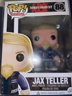 Funko Pop! JAX TELLER #88 Sons of Anarchy Vaulted W protector