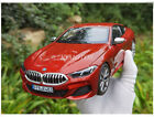 Norev 1 18 BMW 850i 8 Series 2019 Diecast Model Car Kids Toys Gifts Display Red