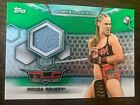 Here's a $10,000 Ronda Rousey Autograph from 2012 Topps Finest You May Never See Again 20