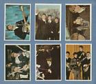 1964 BEATLES COLOR CARDS LOT 20 - NICE !