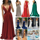 Womens Evening Party Cocktail Formal Cocktail Dress Prom Ball Gown Maxi Dress US