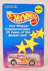 Hot Wheels Barbie Camaro  2 Limited Edition 1 8000 Real Riders