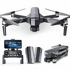 Ruko F11Gim Drones with Camera for Adults 2 Axis Gimbal 4K EIS Camera 2 Batter