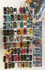 LOT of 120 + Toy Die Cast Cars Trucks ETC Hot Wheels  Matchbox  Others