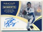 2018 Panini Immaculate Collection Football Cards 31