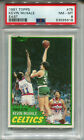 Kevin McHale Rookie Card Guide and Checklist 11