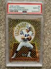 1998 Fleer Ultra Exclamation Points Peyton Manning Rookie Card PSA 10