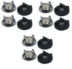 6 Pack Base Gear + 6Pack Blade Gear Fit For Magic Bullet MB1001 250W Blenders