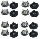 8 Pack Base Gear + 8 Pack Blade Gear Fit For Magic Bullet MB1001 250W Blenders