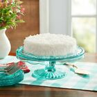 The Pioneer Woman Glass Cake StandTeal FREE SHIPPING