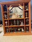 Wizard of Oz Display Figurines and Case