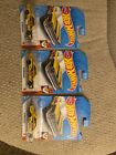 2021 Hot Wheels TREASURE HUNT 65 FORD GALAXIE 2021 P Case Lot Of 3 New