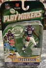 NFL Playmakers Adrian Peterson Action Figure by McFarlane NIB