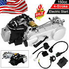 A+ USA Long Case 150CC 4 Stroke GY6 Auto Moped Scooter Engine Motor 150 CVT New
