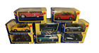 1 24 Scale Diecast Lot Of 8 MotorMax Cars NEW FORD CHEVY BMW HONDA