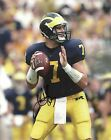 CHAD HENNE MICHIGAN WOLVERINES SIGNED 8X10 PHOTO