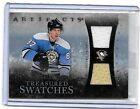SIDNEY CROSBY 2010-11 UD ARTIFACTS TS DUAL 2C JERSEY#35