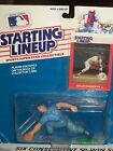 1988 George Brett Starting lineup with Willie Randolph