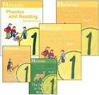 Alpha Omega Horizons 1st Grade 1 Phonics  Reading English Homeschool Set NEW