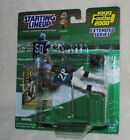 1999-2000 Fred Taylor, Jaguars, Starting Lineup, Ext.