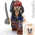 PM104 Lego Pirates of the Caribbean Jack Sparrow Zombie