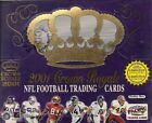 2001 PACIFIC CROWN ROYALE FOOTBALL HOBBY BOX BREES VICK