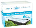 Aquafinesse Swim Spa Water Treatment Luxurious safe simple 6 months supply Pool