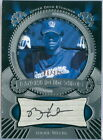 RICKIE WEEKS 2004 04 UPPER DECK ETCHINGS ETCHED IN TIME AUTO AUTOGRAPH SP 375