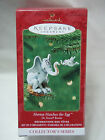 2001 Hallmark Ornaments Horton Hatches the Egg Dr Seuss Books #3