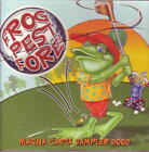 Frog Pest Fore! Sampler 2002  - NEW CD Robert Berry