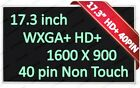 LAPTOP LED LCD SCREEN 173 FOR HP DV7 6165US BL COMPATIBLE