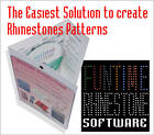 Strass NEW Funtime Software WOW Cut rhinestone template Silhouette Cameo