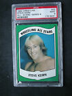 1982 Wrestling All Stars Steve Keirn Card #23 Series B Graded PSA 9 MINT WWF