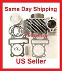 Cylinder Kit for Kazuma 150cc GY6 Engine Gaskets piston rings parts ATV Go Kart