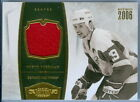 STEVE YZERMAN 2010-11 DOMINION GAME USED JERSEY SP 99