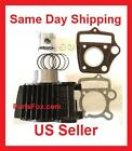 39mm Cylinder kit Piston Rings set 50cc Engine Parts Kazuma Meerkat Redcat ATV