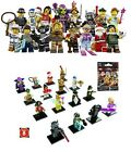 Lego Series 8 Lego Minifig YOUR CHOICE Collectible Figure CMF Santa Bat Pirate +