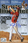Bryce Harper Sports Illustrated Autograph Poster