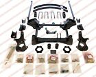 RANCHO # RS6551B PRIMARY SUSPENSION SYSTEM BLACK CHEVY AVALANCHE SUBURBAN 2500