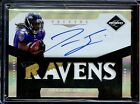 2011 PANINI LIMITED TORREY SMITH AUTO GAME-USED JERSEY 3 COLOR PATCH 239 299