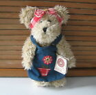 Boyds 2002 Country Clutter Excl.-----JESSIE LU GOODBEAR