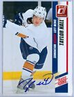 TAYLOR HALL 2010-11 DONRUSS RATED ROOKIE RC ROOKIE AUTO AUTOGRAPH SP 100