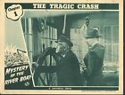 1944 MOVIE LOBBY CARD #4-1690 - MYSTERY OF THE RIVER BOAT - SERIAL CH1