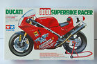 DUCATI  888  RACER 1/12th  TAMIYA  MODEL  MOTORCYCLE  KIT