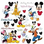 DISNEY MICKEY MOUSE 30 New Wall DECALS Room Decor Stickers PLUTO GOOFY MINNIE
