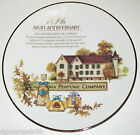 AVON Collector Plate 10th Anniversary CALIFORNIA PERFUME Free Shipping