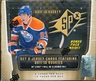 2011-12 UPPER DECK SPX HOCKEY SEALED HOBBY BOX
