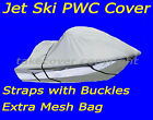 Large Jet Ski PWC Cover Sea Doo Polaris Yamaha Kawasaki 113