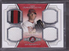 2012 Topps Museum Collection Primary Pieces Quad Jersey #IK Ian Kennedy 55 99