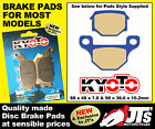 REPLICA REAR DISC PADS BRAKE PADS DERBI Mulhacen 125 Cafe Cast wheel (08-11)